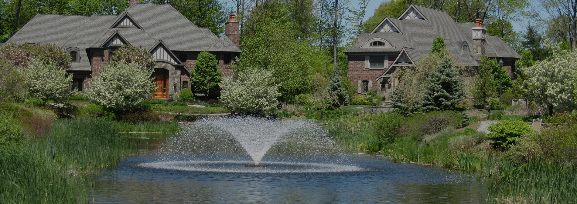 Kasco Marine Series fountain