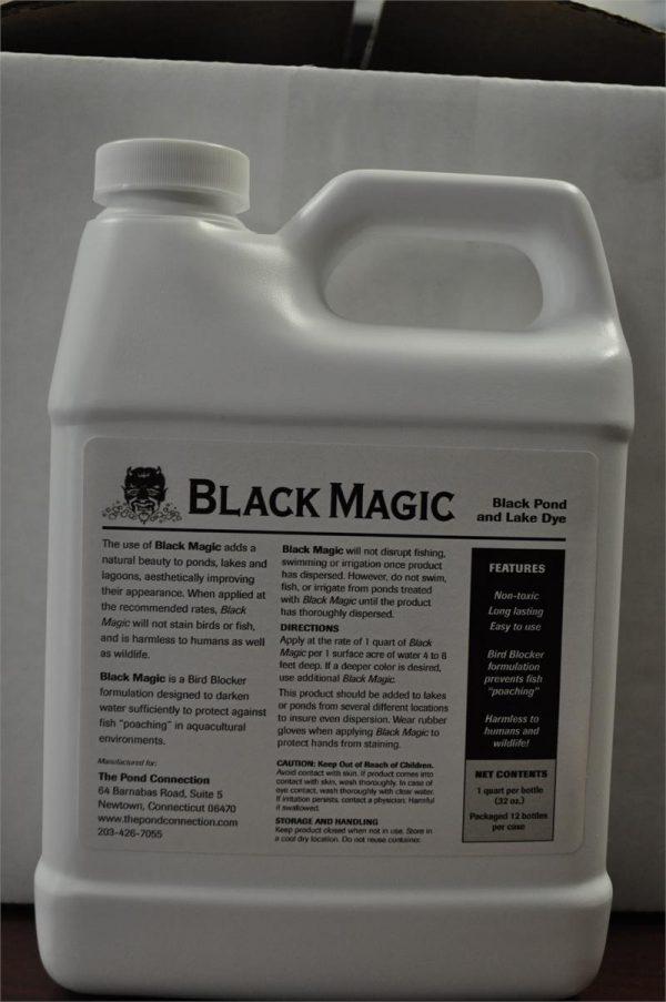 Black Magic 1 Quart