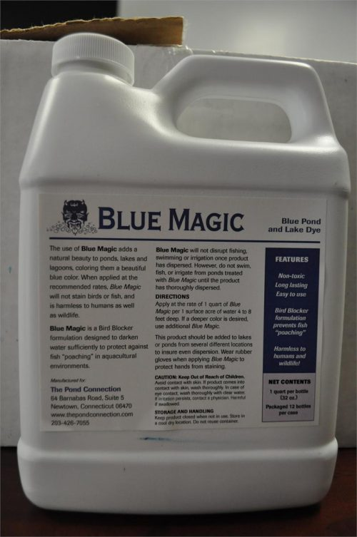 Blue Magic- 1 Quart