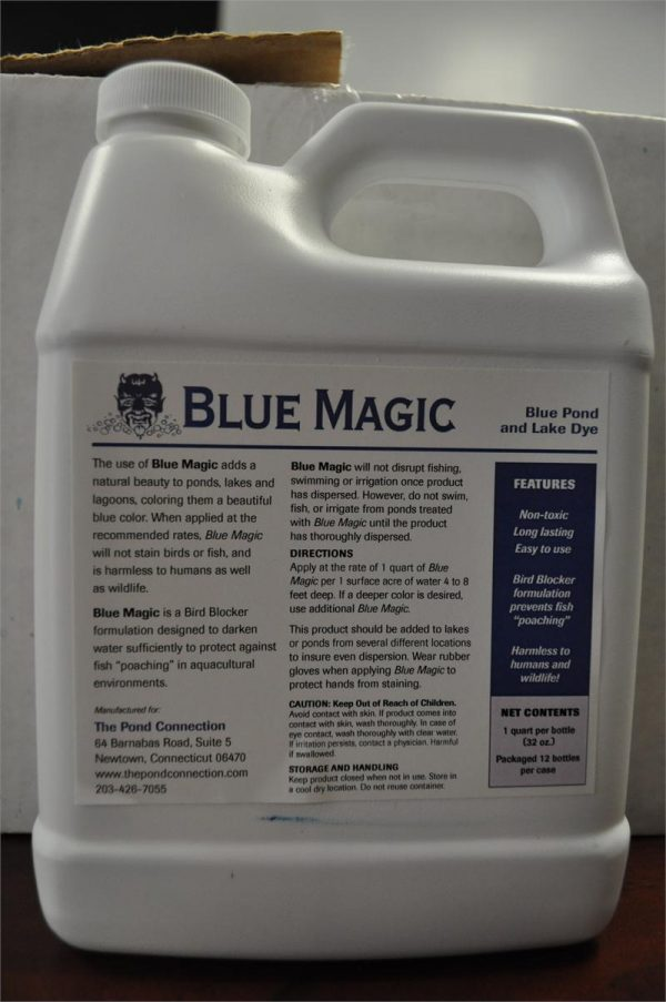 Blue Magic- 1 Quart