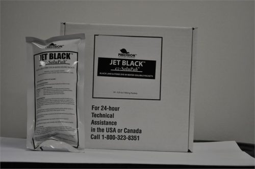 Precision Jet Black Solu-Paks