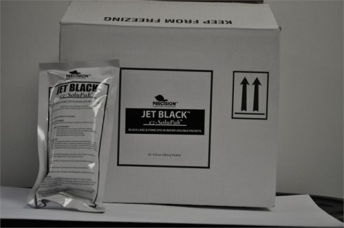 Precision Jet Black Solu-Pak 5.25 oz. Single Pack