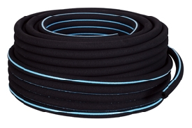 "Alpine Self-Weighted Feeder Tubing for Solar Aerators- 1/2"" ID (100' Roll)"