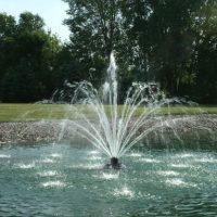 Kasco-xStream fountain