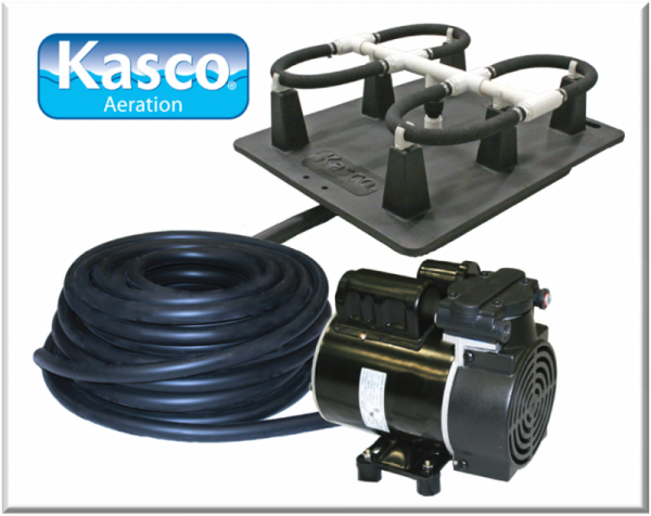 Kasco Marine Robust-Aire System 1- 120 Volt