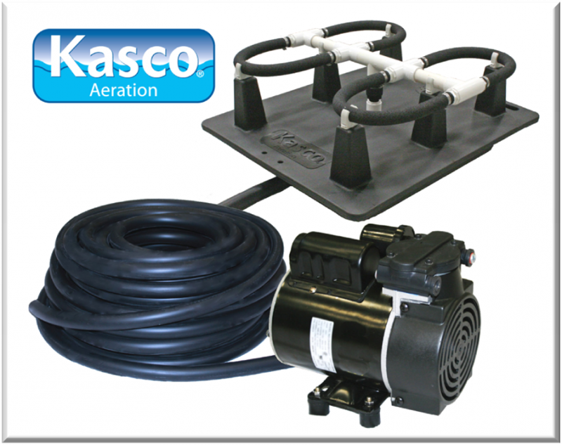 Kasco Marine Robust Aire System 1- 240 Volt