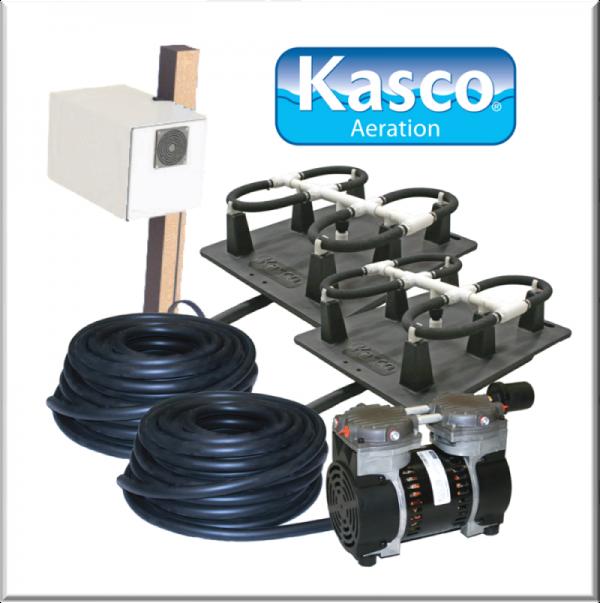 Kasco Marine Robust Aire System 2- 120 Volt
