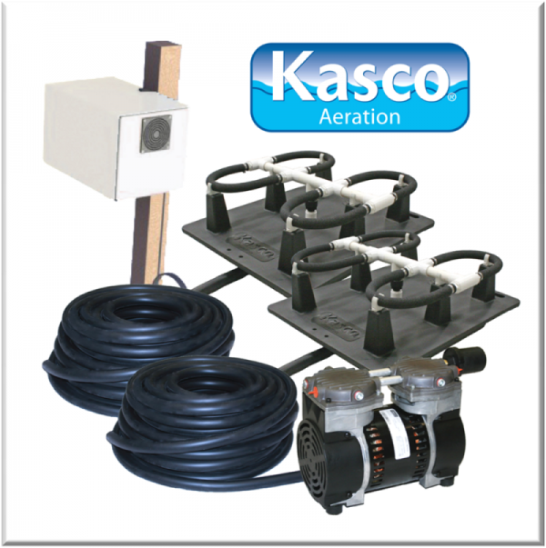 Kasco Marine Robust Aire System 2- 240 Volt