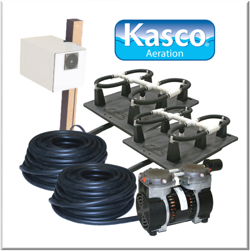 Kasco Marine Robust Aire System 2- 120 Volt