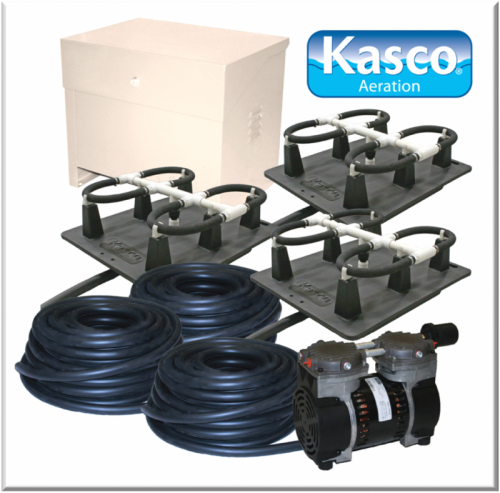 Kasco Marine Robust Aire System 3- 240 Volt