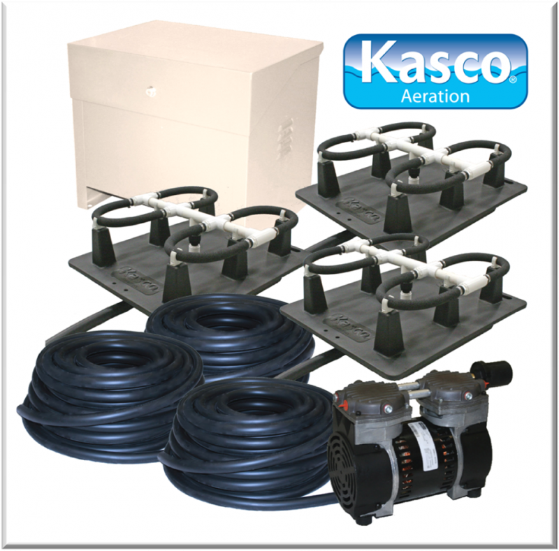 Kasco Marine Robust Aire System 3- 120 Volt