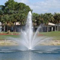 Master Series Fountain with Valhalla Style Nozzle
