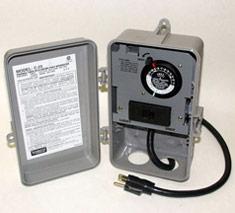 120 Volt Timer Control