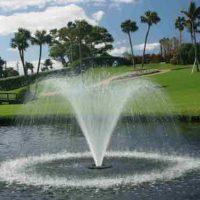 Aqua Control Evolution Series Fountains