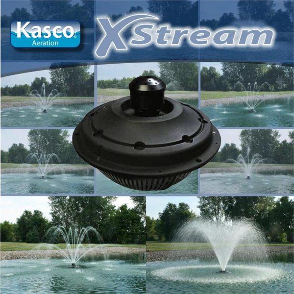 Kasco Marine xStream Fountain