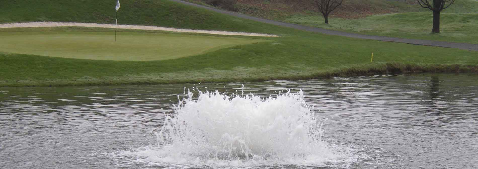 Otterbine High Volume Golf