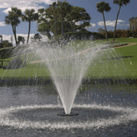 Aqua Control Evolution Series Aerating Fountain
