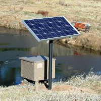 Keeton Solar Powered diffused aerator