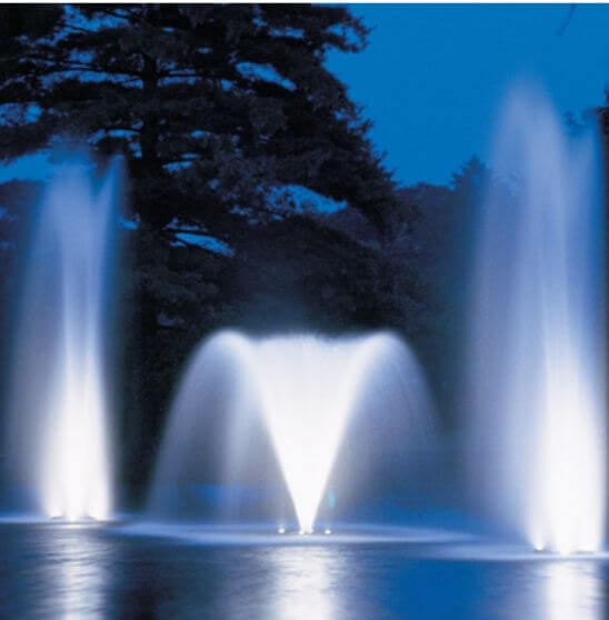 Otterbine Lighting Systems for Ponds and Lakes