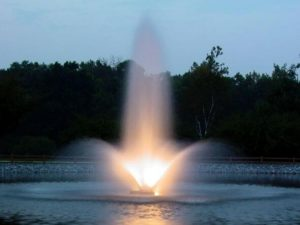 Otterbine Pond and Lake Lighting System