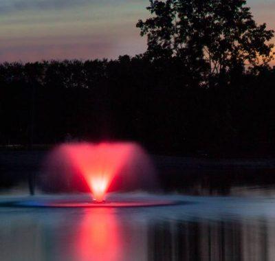 color changing led scott aerator light